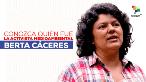 El legado de Berta Cáceres a cinco años de su asesinato