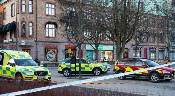 Desconocido apuñala a ocho personas en Suecia