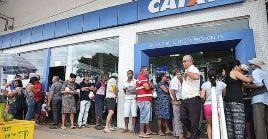 Una encuestarevelóque encinco ciudades de Brasil la ayuda social no era suficiente para comprarlos artículos básicos de una familia.