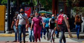 En Venezuela, el 95 por ciento de las personas que han contraído la Covid-19 se han recuperado de la enfermedad.