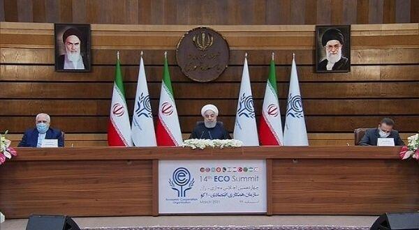 Presidente de Irán reclama a EE.UU. derogar medidas ilegales