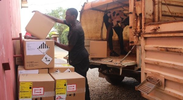 Suman 28 los casos de ébola en África en nuevo rebrote