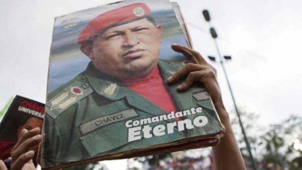 La fuerza del Comandante Chávez es un faro de esperanza para todo pueblo libre y digno del mundo.
