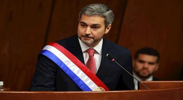 Pdte. de Paraguay anuncia modificaciones en su gabinete