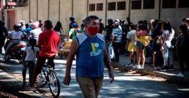 Venezuela alcanzóla cifra de 1.378 tras la confirmación de siete nuevos decesos en las últimas 24 horas.