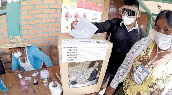 Bolivia acude a las urnas para elegir a autoridades regionales