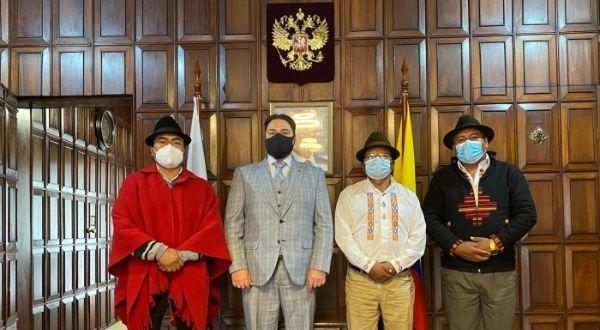 Indígenas ecuatorianos piden la aprobación de la Sputnik V