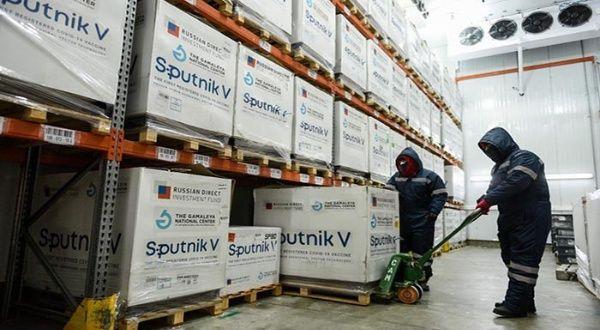 Argentina inicia reparto de segundo componente de Sputnik V