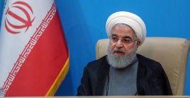 El mandatario iraní recordó que EE.UU. fue el primero en atropellar el Acuerdo Nuclear con su salida unilateral.