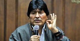 Morales explicó que el triunfo se debe a un legado reivindicativo a los sectores populares que impulsó el MAS.