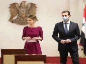 El presidente Bashar Al-Assad y su esposa Asma llamaron a sus compatriotas a cuidarse y dedicaron elogios a los médicos que hacen frente a la Covid-19 en primera línea.