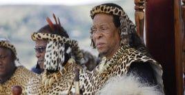 El rey Goodwill Zwelithini kaBhekuzulu falleció después de una enfermedad prolongada.