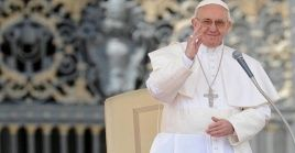 """""""Hace diez años comenzó el sanguinario conflicto en Siria"""", dijo el Papa Francisco."""