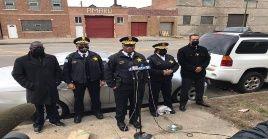 Según el funcionario, el tiroteo se produjo en una instalación improvisada utilizada como taller mecánico de automóviles.