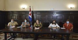 Las experiencias en el enfrentamiento y prevención del nuevo coronavirus fue uno de los temas abordados en el encuentro