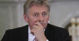 El portavoz del Gobierno ruso, Dmitry Peskov afirmó que Rusia no interfirió en las elecciones presidenciales de 2020, como asegura una agencia estadounidense en un informe.