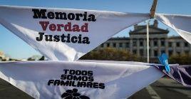 """Durante la dictadura uruguaya, la violencia sexual fue usada como """"estrategia del Estado para castigar, humillar y violentar a las mujeres"""", denunció la el Centro por la Justicia y el Derecho Internacional."""