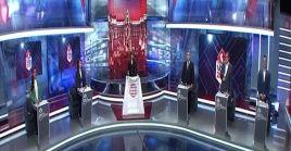 El debate se llevó a cabo a menos de un mes de las elecciones generales del 11 de abril del presente año.