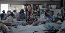 Brasil se enfrenta a la escases de oxigeno medicinal para tratar a los pacientes de la Covid-19.