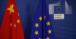 Fuentes oficiales confirmaron que las autoridades chinassancionaron adiez personas y cuatroentidades de la UE.