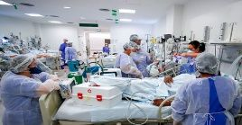 Las cifras de contagios y muertes revelan el agravamiento de la situación sanitaria en Brasil en medio de la segunda ola de la Covid-19.