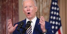 El actual inquilino de la Casa Blanca adelantó que tiene intenciones de presentarsu candidatura para las elecciones de 2024.