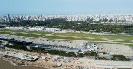 La suspensión de los vuelos parte de la preocupación por bloquear la circulación del virus en el país.