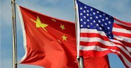 Las sanciones establecen que las personas y entidades de las referidas naciones tienenprohibido entrar a China y hacer negocios con el país.