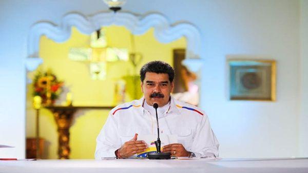 Frente a las acusaciones del presidente Duque, el jefe de Estado venezolano reiteró que intentan manipular los hechos.