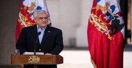Según Piñera, el proyecto de Ley se enviará el próximo lunes y se espera que el Congreso debata el documento y se tramite una decisión concreta durante la próxima semana.