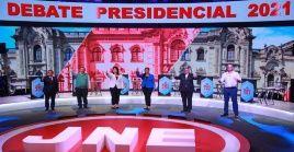 Los seis aspirantes conversaron sobre la pandemia, crisis sanitaria, corrupción y seguridad ciudadana entre otros temas de interés.