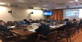 Diputados chilenos discuten proyecto para aplazar elecciones constituyentes para el mes de mayo.
