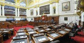 La directiva del Congreso indicó que no podrá realizarse la sesión porque el informe del caso 'Vacunagate' no está concluido.