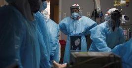 Estados Unidos acumula ya un total de 30 millones 213.759 contagios de coronavirus.