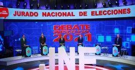 El debate de esta jornada constituye el último dentro del calendario electoral, tras efectuarse los dos primeros el lunes y el martes.