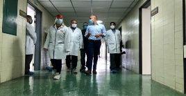 El estado de Miranda ha incrementado la capacidad operativa para la atención a pacientes con la Covid-19.