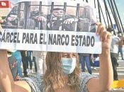 El narcopoderen Honduras y México