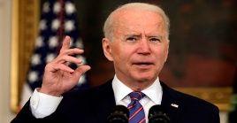 Joe Biden calificó de innecesarias y desmedidas las sanciones contra funcionarios de la CPI.