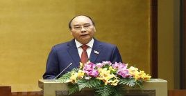 Nguyen Xuan Phuc regirá a partir de este lunes los destinos de Vietnam.