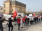 Varios centenares de personas se movilizaron en diferentes regiones del país para exigir la libertad de los detenidos.