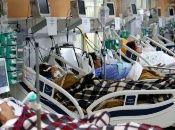Brasil reporta, excepto en una entidad federal, todas las demás con ocupación superior al 90% en las camas de cuidados intensivos.