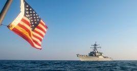 """El USS John Paul Jones fue vigilada """"en su tránsito desde el Golfo Pérsico hacia el Estrecho de Malaca"""", precisó el comunicado"""