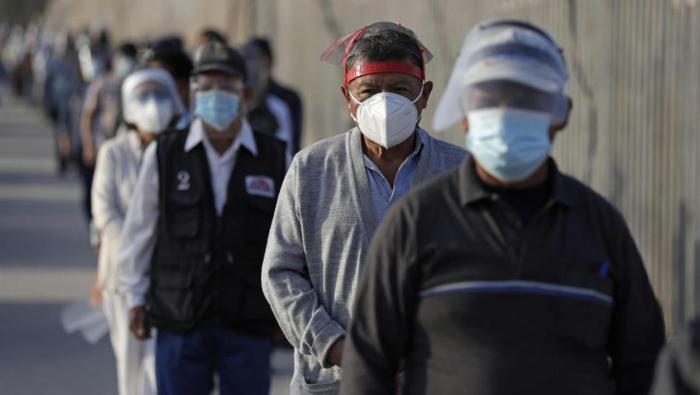 Avanzan elecciones generales en Perú