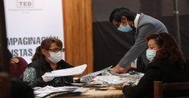 Estas elecciones regionales tuvieron lugar en los departamentos de La Paz, Chuquisaca, Tarija y Pando.