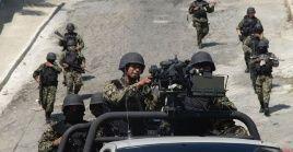 Esta es la mayor captura de militares señalados de desaparición forzada que se conoce en los últimos años en México.