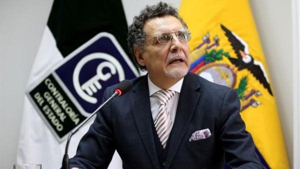 Pablo Celi está acusado de intervenir maliciosamente en una acción de ocntrol para favorecer a una empresa de telefonía.
