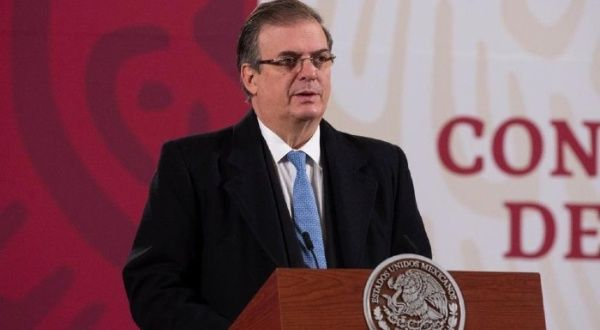 Canciller de México hará visita de trabajo a Rusia