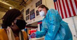 Hasta el momento,77 millones de estadounidenses recibieron los esquemas completos contra el coronavirus de la vacuna de Pfizer-Biontech.