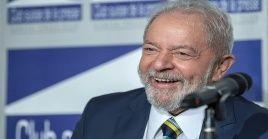 Lula da Silva indicó que el no es la única opción para enfrentar al presidente Bolsonaro en los comicios del 2022.