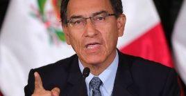 El Congreso dictaminó que Vizcarra está inhabilitado por diez años para el ejercicio de la función pública.